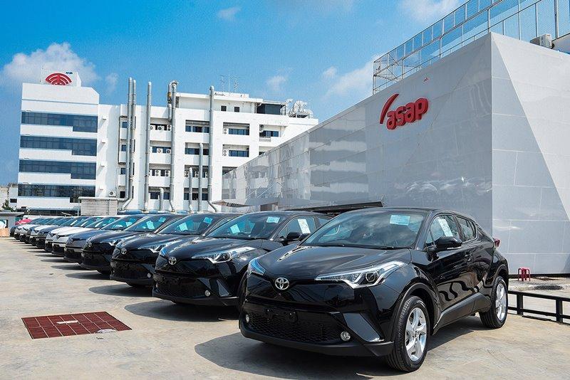ASAP ลุยเพิ่มฟลีทรถยนต์เช่าสั้น รับท่องเที่ยวช่วงไฮซีซั่น  โชว์ 9 เดือนแรก ทำรายได้พุ่ง 2,282.90 ล้านบาท